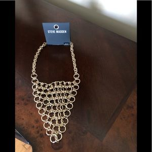 NWT Steve Madden necklace